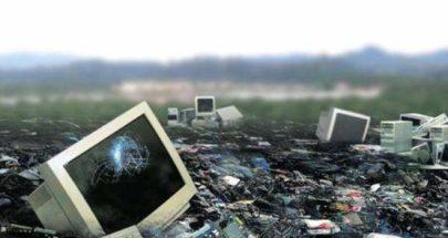 الأمم المتحدة حذرت من تزايد النفايات الإلكترونية image