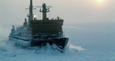 روسيا تدشن أقوى كاسحة جليد نووية image