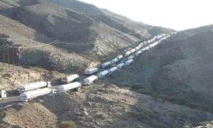جنبلاط: ما الفرق بين تلك الشاحنات والشاحنات السورية؟ image