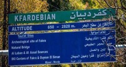 بلدية كفردبيان تمنت على قيادة الجيش العدول عن التفجير في الجرود image