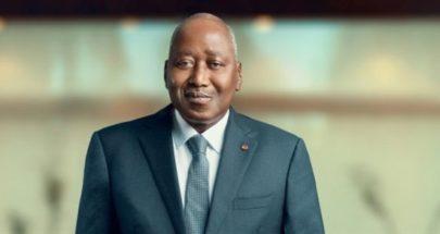وفاة رئيس وزراء ساحل العاج image