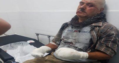 محمد كان يقطف الزعتر في بلدة الجردق... فانفجرت به قنبلة عنقودية! image