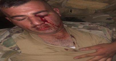 1193 إصابة في صفوف العسكريين منذ 17 تشرين image