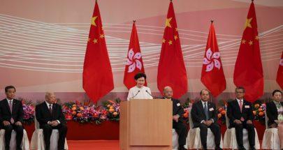 بكين تعين أميناً عاماً للجنة حماية الأمن القومي في هونغ كونغ image