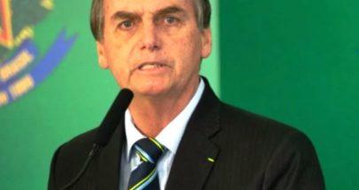 رئيس البرازيل خضع لفحص كورونا بعد ظهور الأعراض عليه image