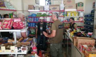 حملة تفتيش على المحال في الهرمل وضبط مواد منتهية الصلاحية image