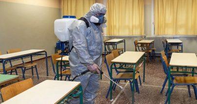 هونغ كونغ تغلق المدارس بسبب ارتفاع حالات الإصابة بكورونا image