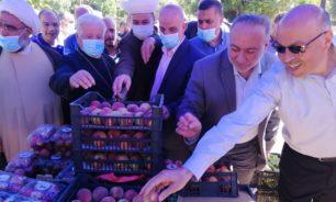 افتتاح سوق المزارع للخضار والفاكهة في بعلبك image