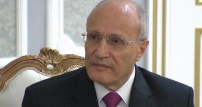 وفاة وزير الدولة المصري والعسكري المخضرم محمد العصّار image