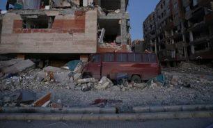 زلزال قوي يضرب إيران image