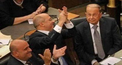 فارس سعيد: صورة للتاريخ... لحظة انهيار لبنان في جوٍ من السعادة image
