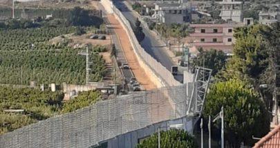 بالصورة: وفد إسرائيلي جال على الحدود الفاصلة بين لبنان وفلسطين المحتلة image