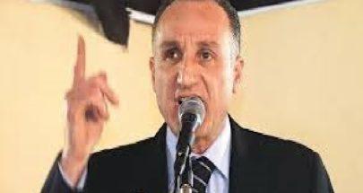 الاسعد: القاضي مازح رجل شجاع في زمن الخنوع والانبطاح image