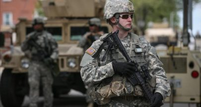 استهداف رتل أميركي بين الديوانية والسماوة جنوبي العراق image