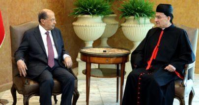 """ترحيب لبناني بدعوة الراعي إلى """"فك الحصار عن الشرعية"""" image"""