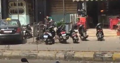 بالفيديو: إشكال وإطلاق نار في حيّ السلم! image
