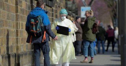 ارتفاع الإصابات المؤكدة بكورونا في ألمانيا... كم بلغ العدد؟ image