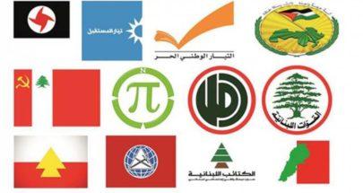 الاحزاب تطرق باب الاغتراب image