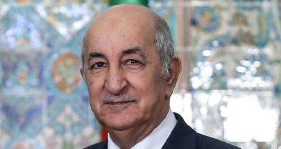 الرئيس الجزائري يعفو عن نحو 5000 سجين image
