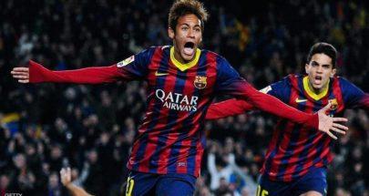 """برشلونة يكسب """"قضية نيمار"""".. والتعويض 21 ألف دولار image"""