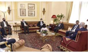 """زيارة الوفد العراقي.. """"ما لم يُعلن مشجّع"""" image"""