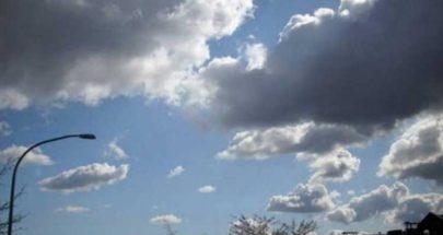 ضباب وغيوم... هكذا سيكون طقس الايام المقبلة! image
