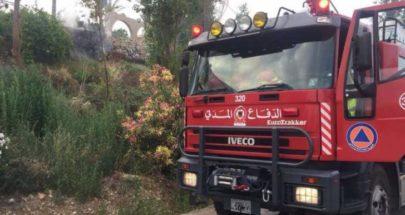إنقاذ مواطنة سقطت في منحدر سحيق في كفردبيان كسروان image