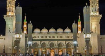 السعودية تقرر اقامة الصلاة داخل المساجد فقط image