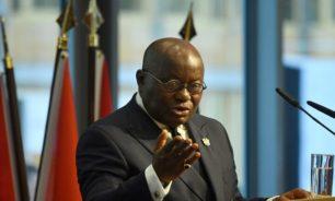 رئيس غانا يدخل العزل الصحي الذاتي image