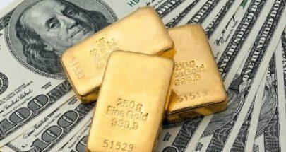 الذهب يسجل تراجعاً سريعاً image