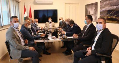 """""""العصبة الحاكمة تكرّس الانهيار التام""""... الديمقراطي: لإقرار سلفة غلاء image"""