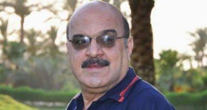 وفاة الممثل العراقي مهدي الحسيني بنوبة قلبية image