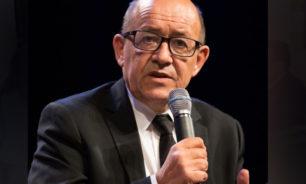 لودريان: فرنسا لن تنتهج سياسة التكتلات في علاقاتها مع الصين image