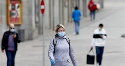 روسيا تسجل أكثر من 6300 إصابة جديدة بفيروس كورونا image