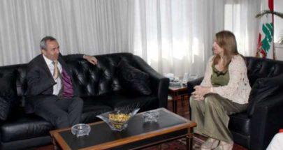 رامبلينغ التقى وزيرة العدل: استقلالية القضاء مهمة خصوصا في الظروف الحالية image