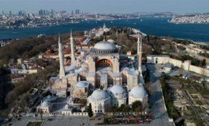 """المجلس العالمي للكنائس يعبر عن """"الحزن والاستياء"""" إزاء قرار آيا صوفيا image"""