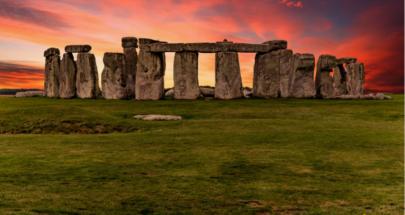 العلماء يكشفون أصلا غامضا يتعلق بأحجار ستونهنغ image