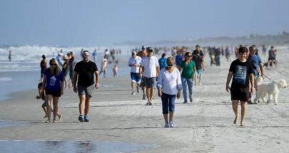 ولاية فلوريدا الأميركية تسجل ما يزيد على 15000 إصابة بكورونا في يوم واحد image