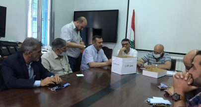 انتخاب علي حسين طليس رئيساً لبلدية بريتال image