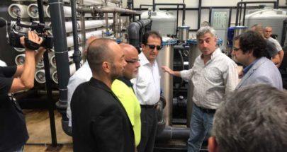 مدير مؤسسة مياه بيروت وجبل لبنان: لم نتراجع عن القيام بمسؤولياتنا image