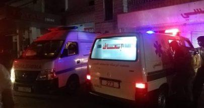 إصابة 3 أشخاص في حريق شب في محطة للمحروقات في زبدين ليلا image