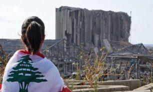 بالصورة شربل حلال يجسد نهضة بيروت بعد الدمار image