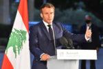 ماكرون يجدد دعمه للبنانيين... وهذا ما قاله image