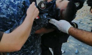 "استشهاد عنصر قوى أمن سقوطا في فندق ""لو غراي"" image"
