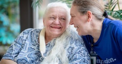 """في مفاجأة حياتها... """"كوفيد-19"""" يجمع مريضة بأختها المفقودة منذ 53 عاما! image"""