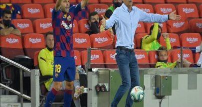 تصرف غريب من سيتين يكلف برشلونة 13 مليون دولار image