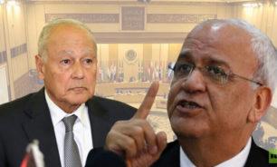 عريقات يطالب أمين عام الجامعة العربية بإدانة الاتفاق الإسرائيلي الإماراتي أو الاستقالة image
