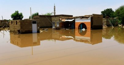 5 قتلى وتدمير آلاف المنازل جراء فيضانات في السودان image