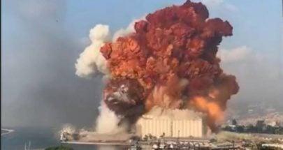 حكومة الموزمبيق أكدت أنها غير مسؤولة عن الكارثة التي وقعت في بيروت image