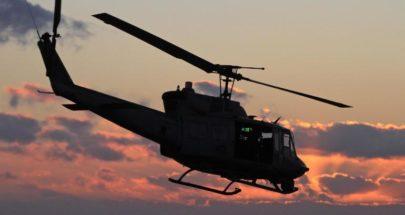 تعرض مروحية عسكرية أميركية لإطلاق نار في ولاية فيرجينيا image